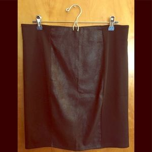 NWT Xhilaration pencil skirt